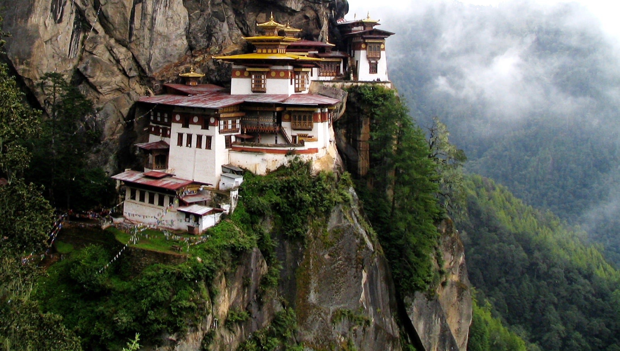Kiến trúc độc đáo của Bhutan