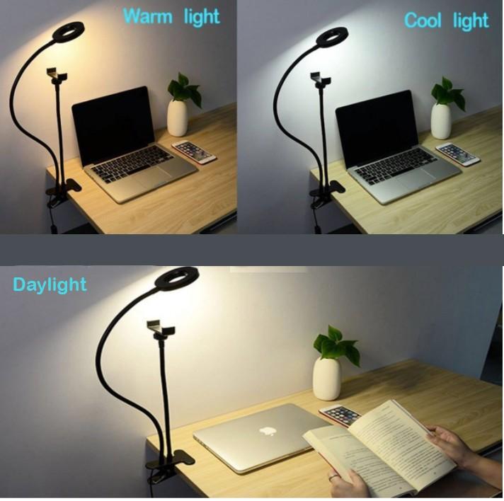 Đèn tản sáng hỗ trợlivestream