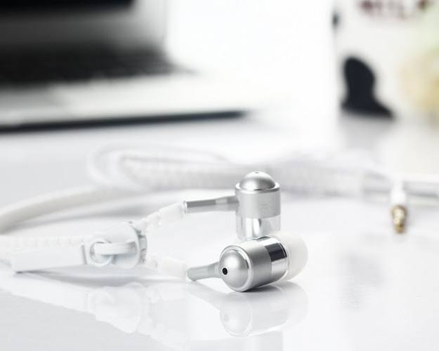 tai nghe zipper earphone