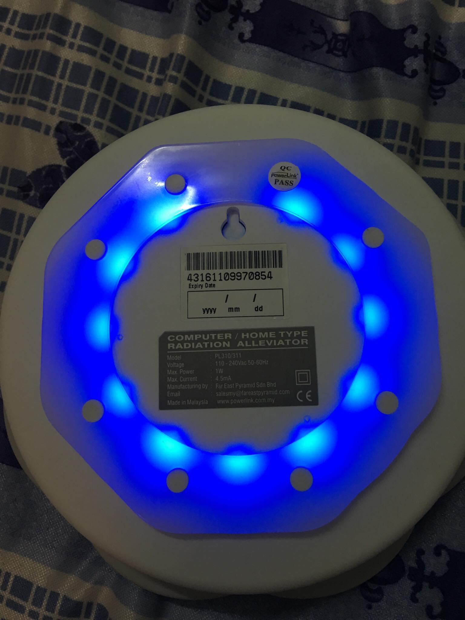 Triệt tiêu sóng bức xạ wifi