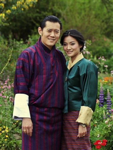 Trang phục truyền thống người Bhutan