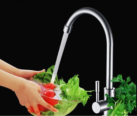 Vòi nước rửa rau quả