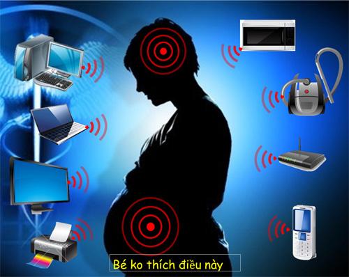 ảnh hưởng của sóng wifi đến sức khỏe