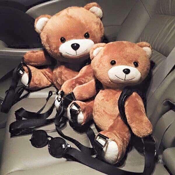 balo gấu bông dễ thương