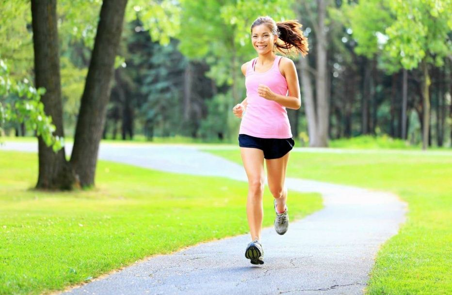 Chạy bộ giúp tăng trưởng chiều cao