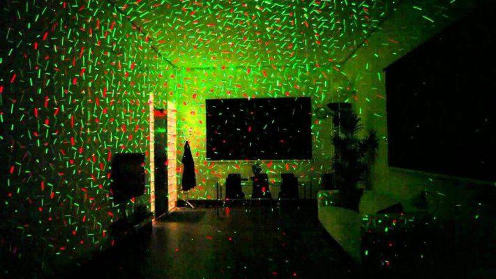 Đặt mua đèn trang trí laser star shower giá rẻ