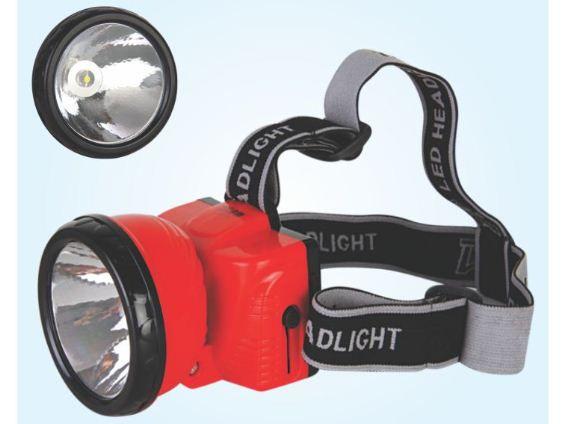 Đèn pin đeo trán