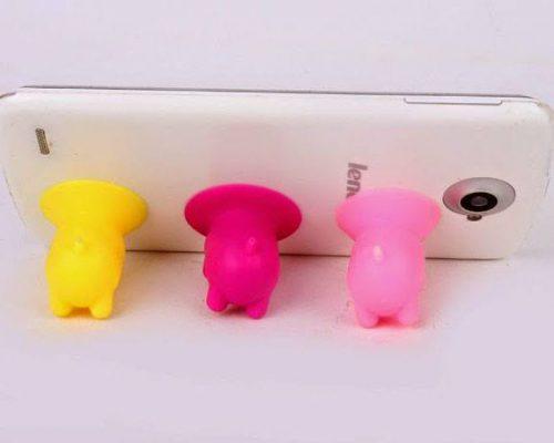 Lợn Chống điện thoại