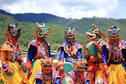 Ẩm thực vã Lễ hội Bhutan