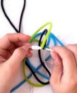 Kết hợp 3 dây với nhau