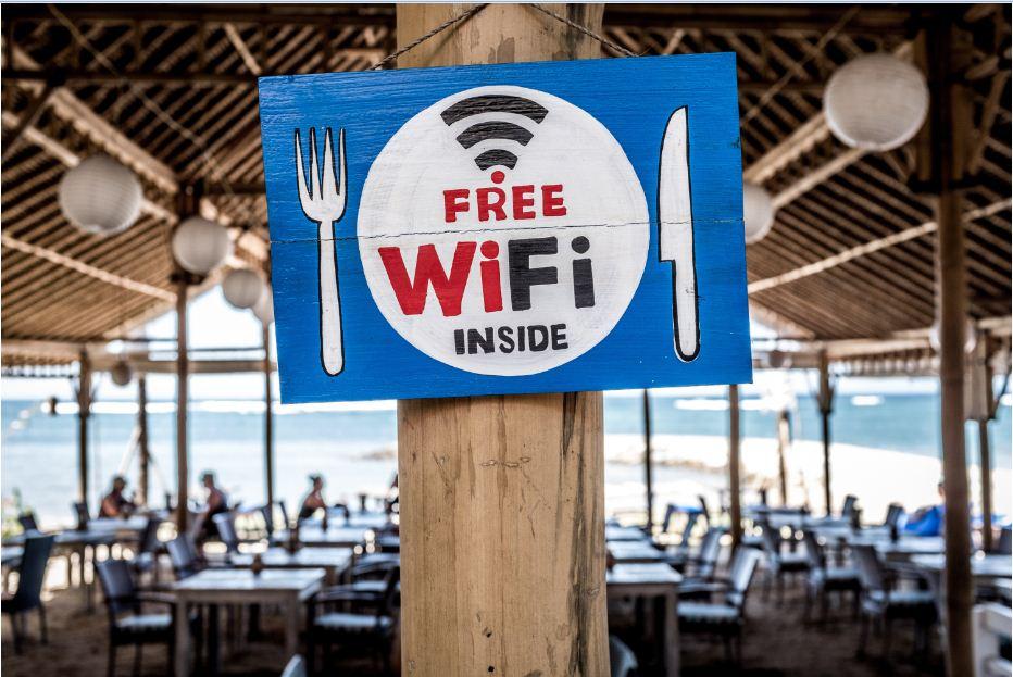 wifi công cộng