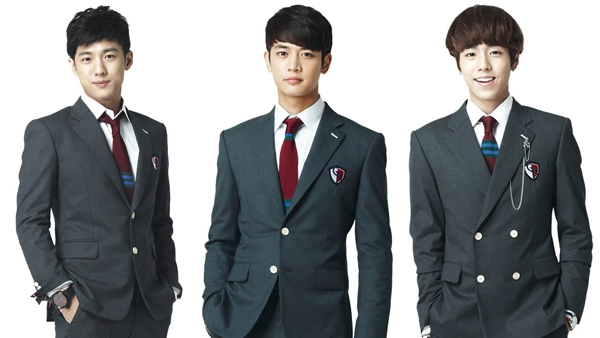 Đồng phục trong phim To The Beautiful You