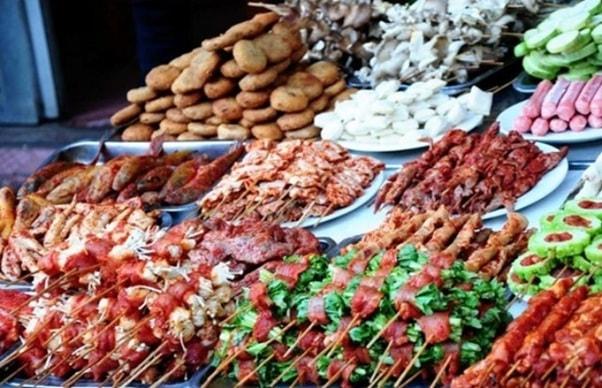 Những món ăn ngon tại tam đảo