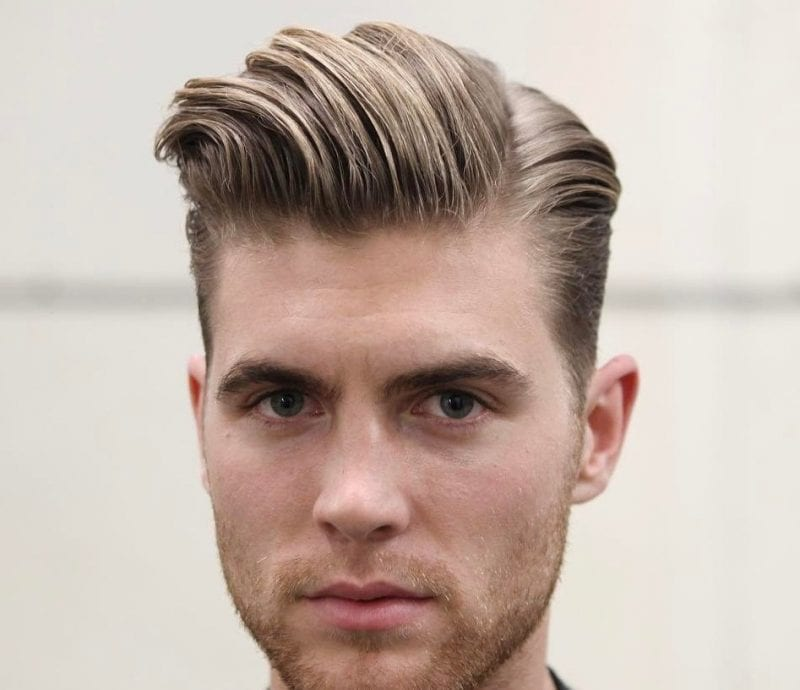 tóc đẹp cho nam