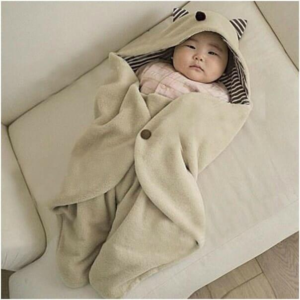 nhiệt độ điều hòa thích hợp cho bé