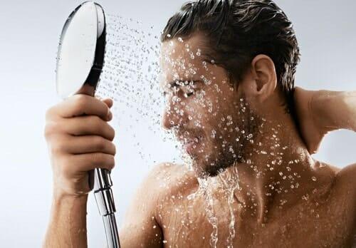 tập thể dục xong bao lâu mới được tắm