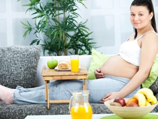 Thực đơn cho mẹ bầu bị tiểu đường