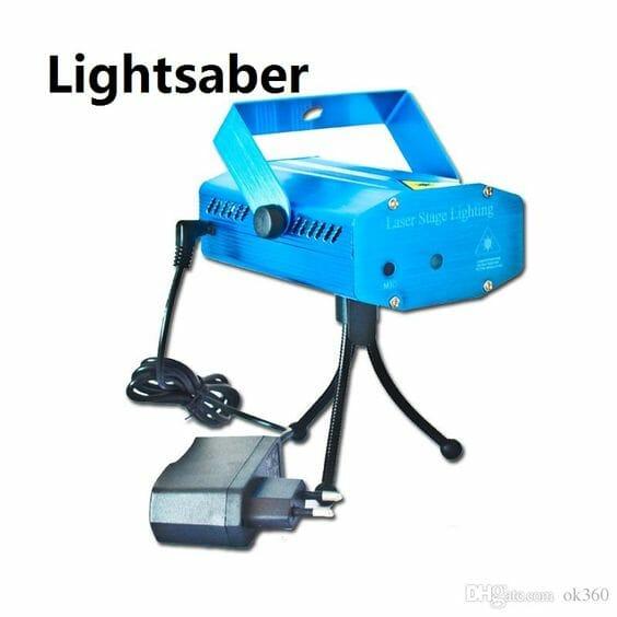 đèn laser star shower