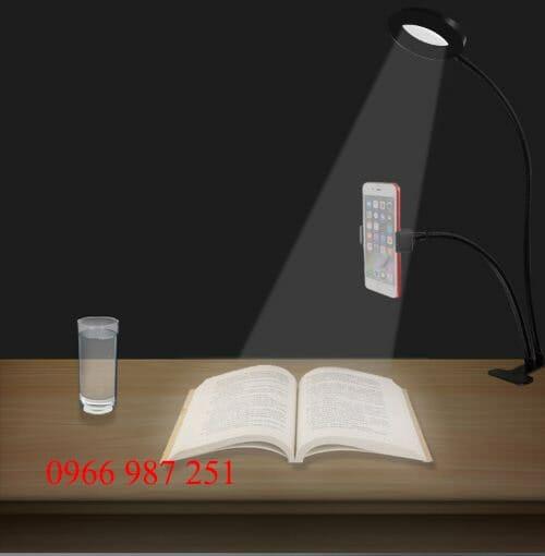 cây livestream có đèn
