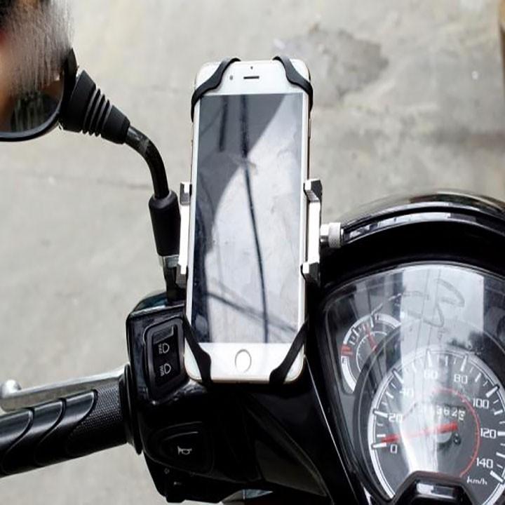 Kẹp điện thoại chống sốc S400