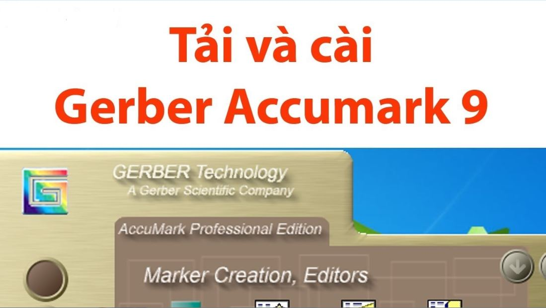 Download Crack Gerber Accmark V9