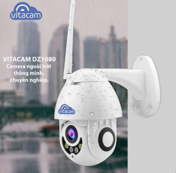 Camera cao cấp vitacam dz1080 Full HD
