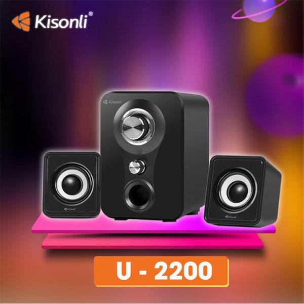Loa vi tính Kisonli U2200