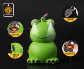Bật lửa ZhongLong Con ếch 2 đèn