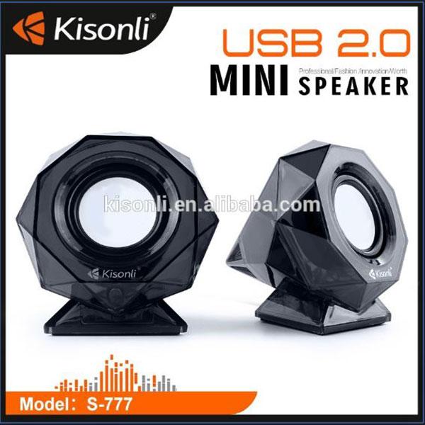 Loa nghe nhạc cổng USB kisonli S777