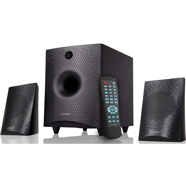 Fenda F210X 2.1 Channel Multimedia Bluetooth Speakers (Black)