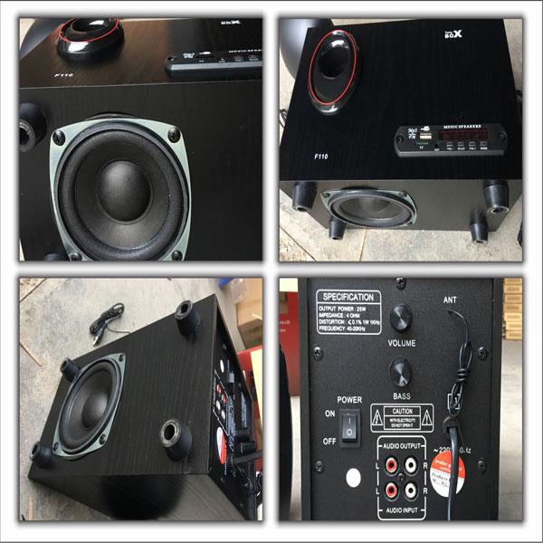 Telebox F110s Bluetooth