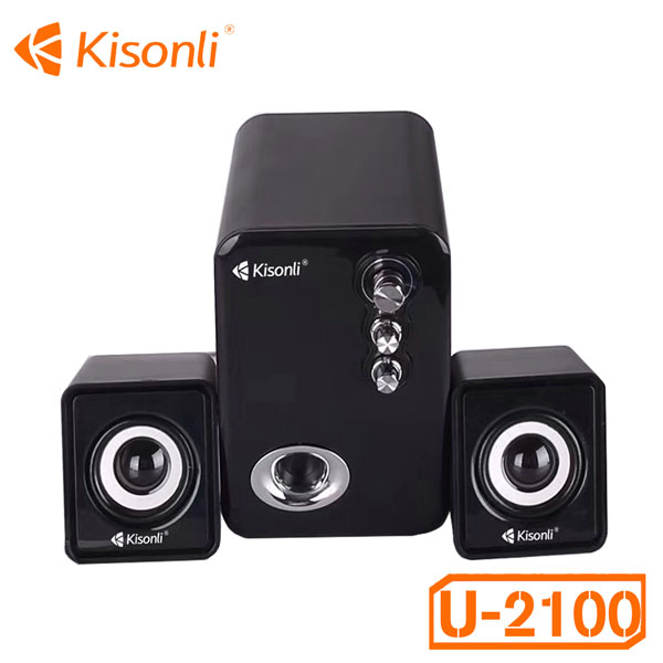 Kisonli USB Speaker U-2100