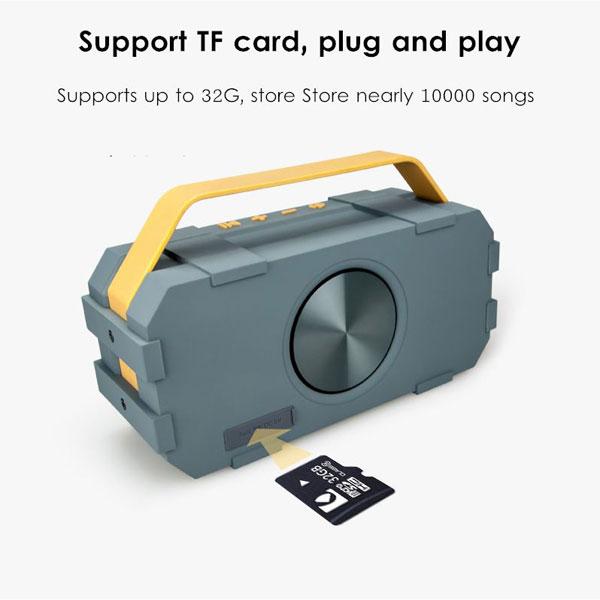 Jonter M90 Hỗ trợ thẻ nhớ 32g
