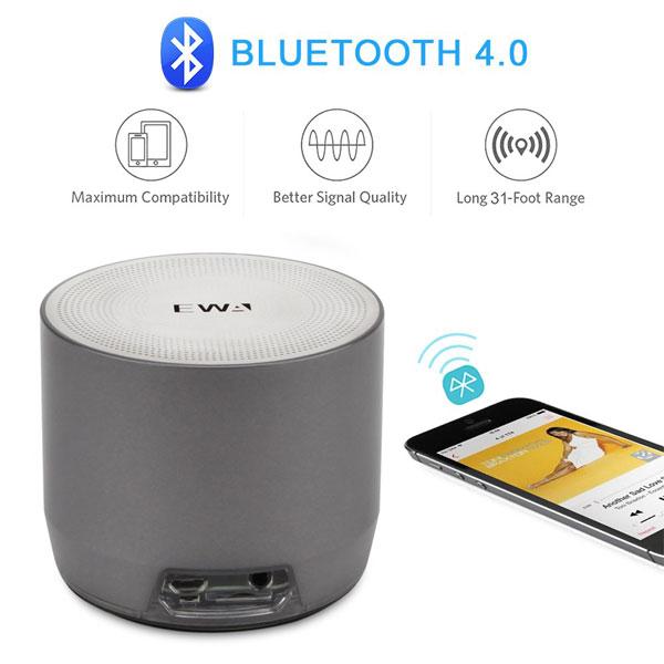 loa Bluetooth EWA A3 kết nối bluetooth