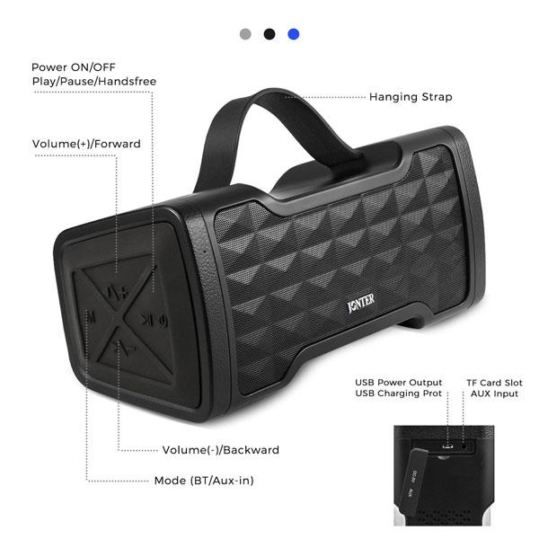 Loa Bluetooth Jonter M91