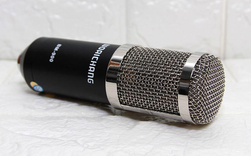 Micro thu âm woaichang BM900