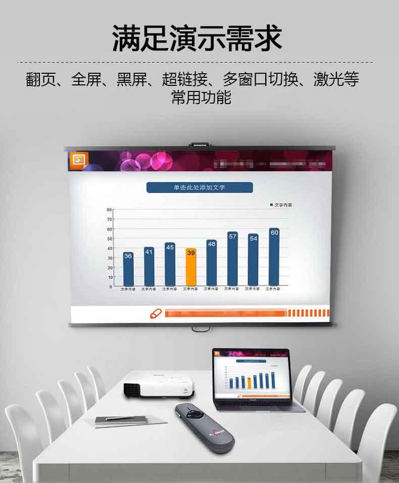Bút trình chiếu slide Powerpoint Asing A8