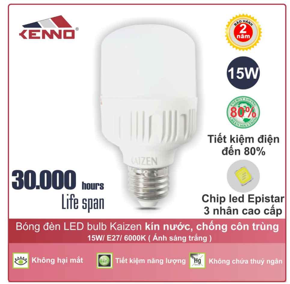 Bóng đèn kenno Bulb 15W
