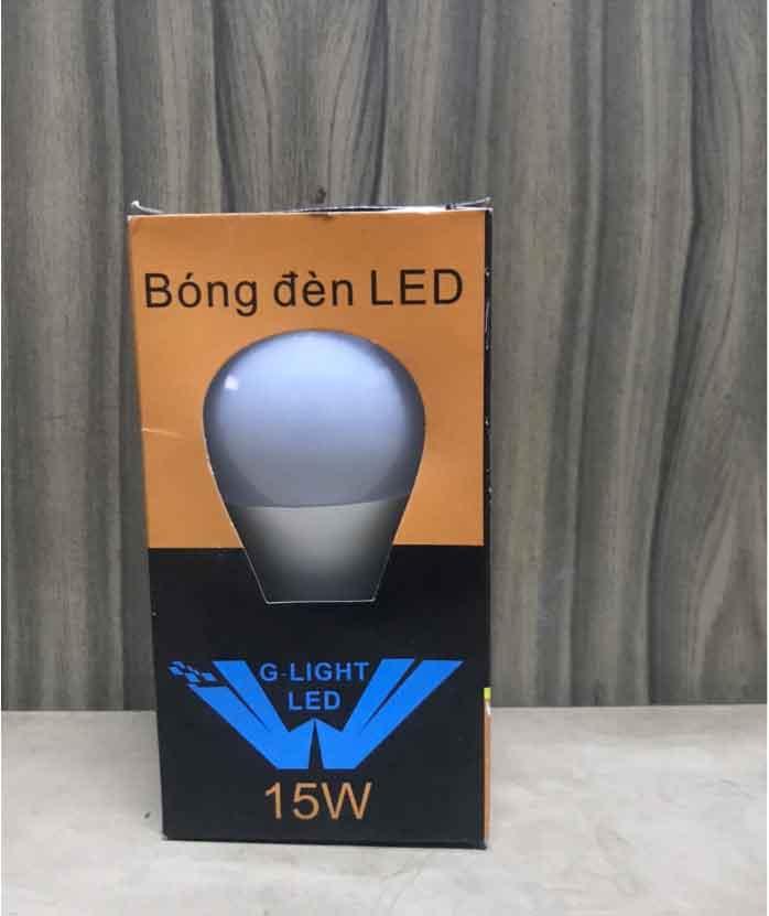 Bóng đèn tròn Led E27 G-light