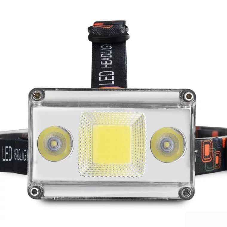 Đèn Pin Đội Đầu Sạc Điện LL-6653B