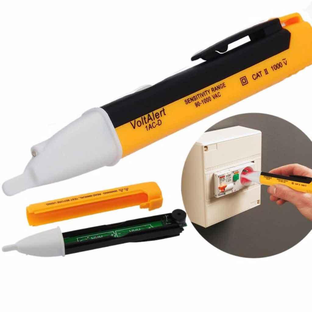 Bút dò dây điện trong tường
