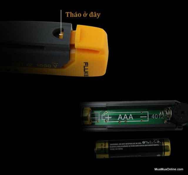 Bút thử điện không tiếp xúc