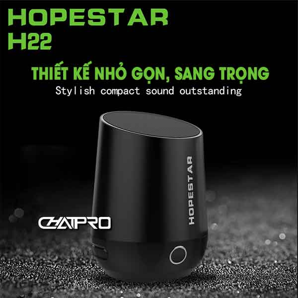 Loa Bluetooth HopeStar H22