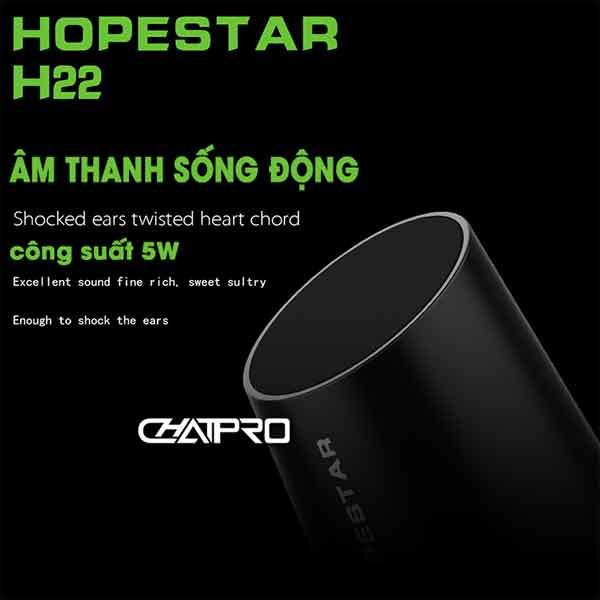 Loa HopeStar H22