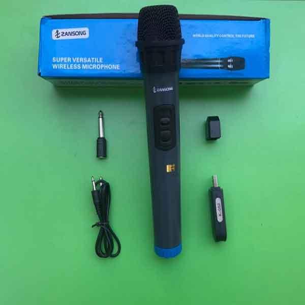 Micro không dây karaoke gia đình ZangSong K-052