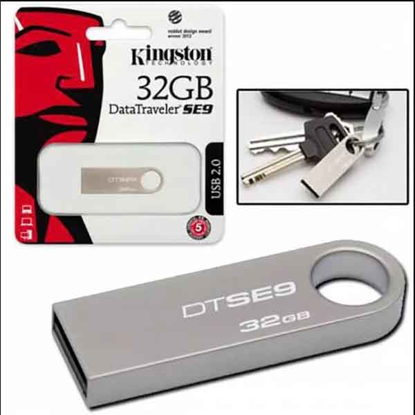 USB Kingston DataTraveler SE9 Nano 32GB