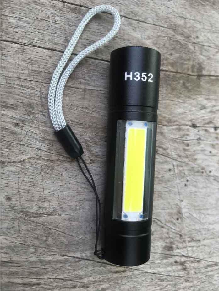 Bán đèn Pin Sạc Mini H352