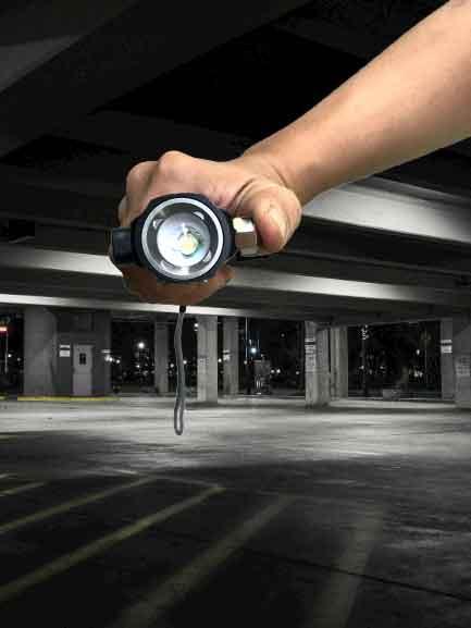 Đèn T6-28 dùng ống kính lồi