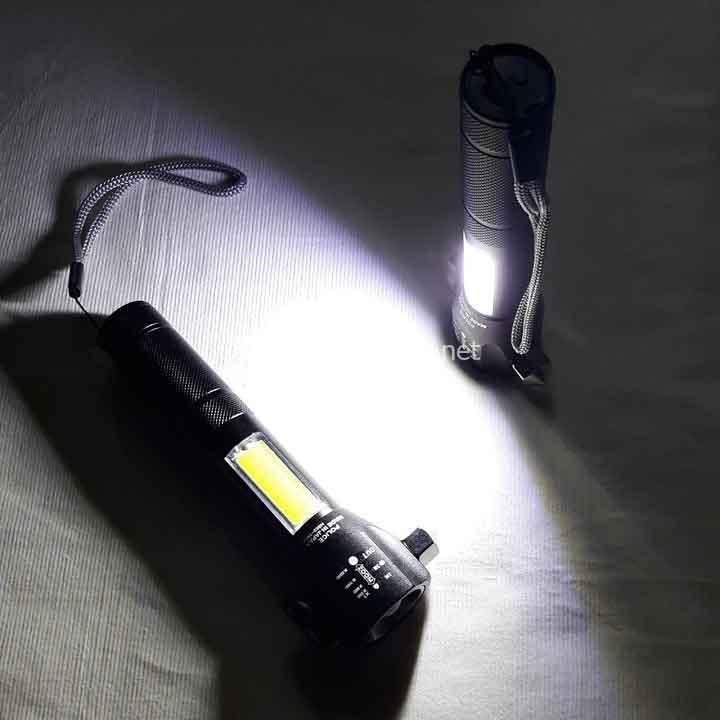 Đèn Pin T6-28 khẩn cấp và đọc sách