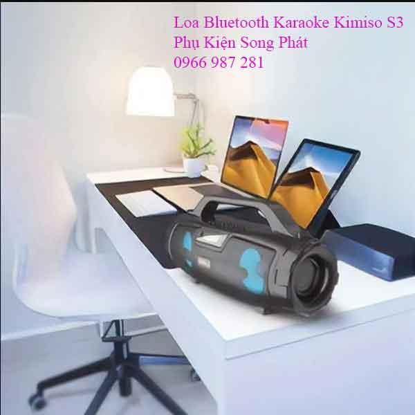 Loa Bluetooth Karaoke KM S3